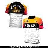 Newaza Trust Grappling Rashguard - Short Sleeve